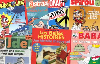 Magazines pour enfants
